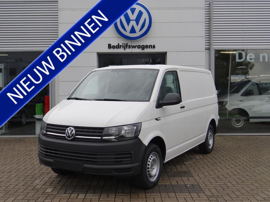 """Volkswagen Transporter 2.0tdi l1 """"flevo edition"""" cruise/bijrijderbank/deuren/extra voordeel"""
