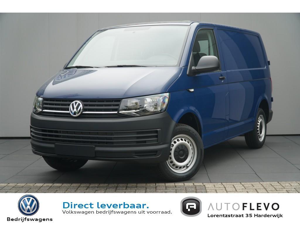 """Volkswagen Transporter 2.0tdi l1 """"flevo edition"""" cruise/bijrijderbank/deuren,ruit,wisser/extra voordeel"""