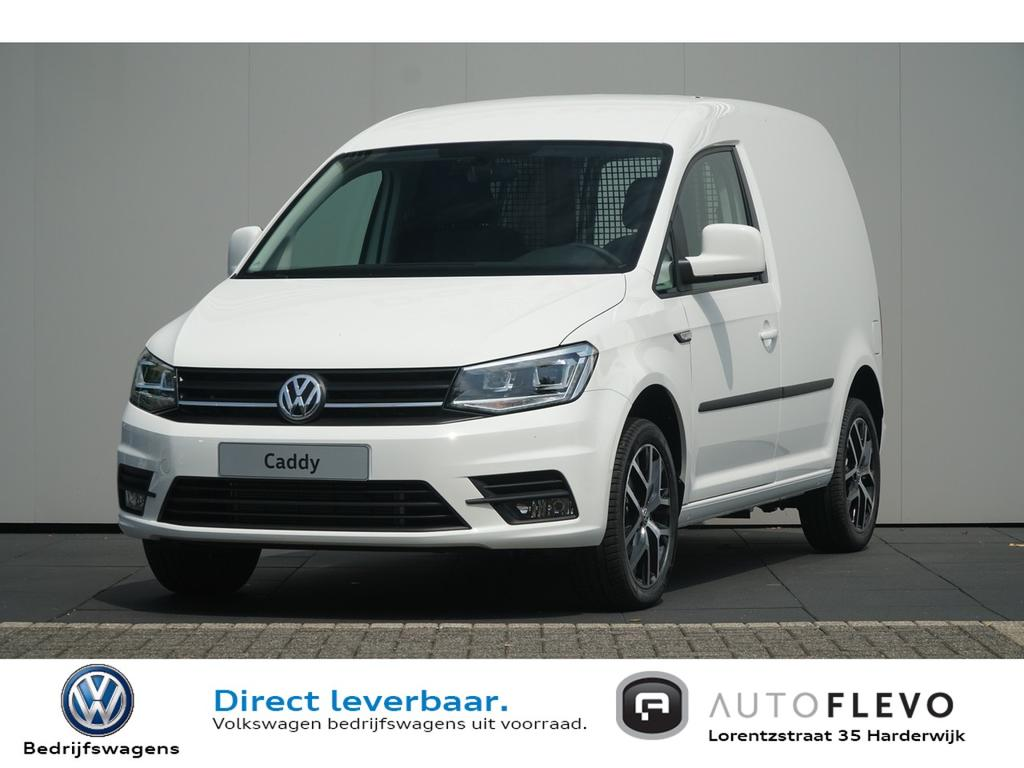 Volkswagen Caddy 2.0 tdi exclusive edition