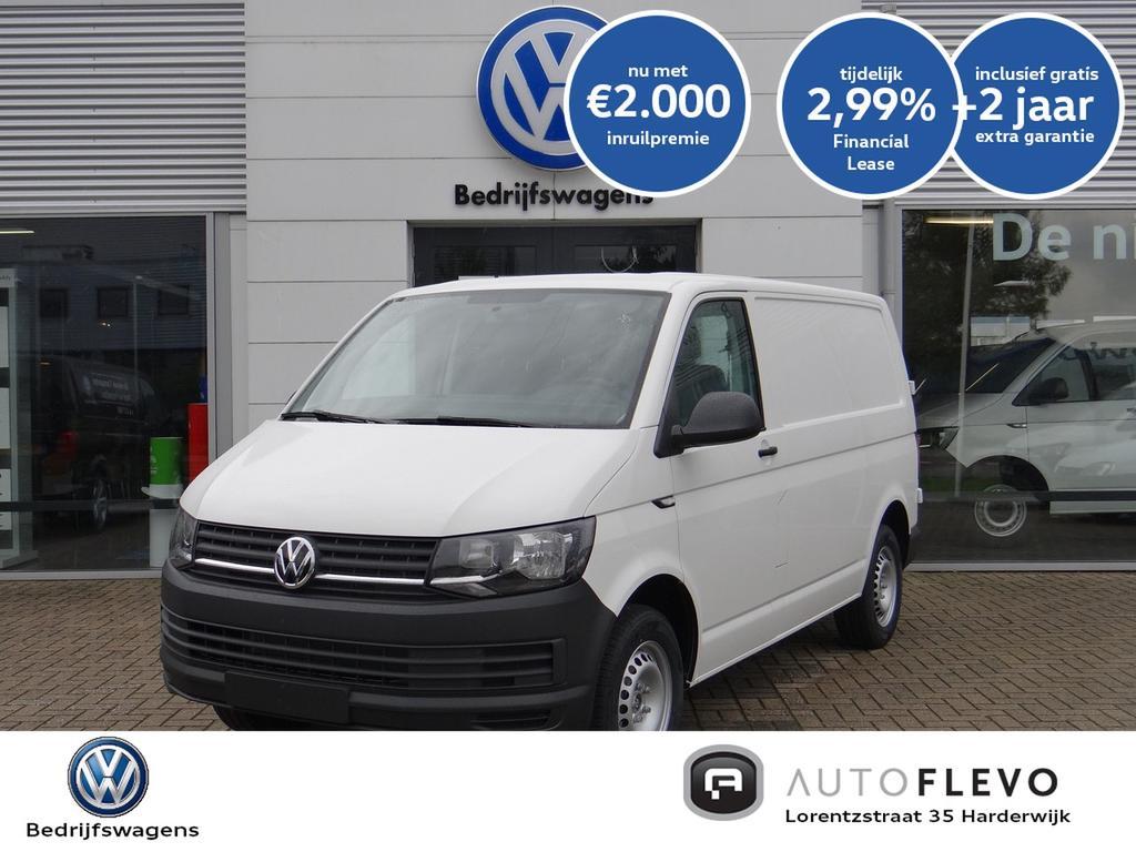 """Volkswagen Transporter 2.0tdi """"flevo edition"""""""