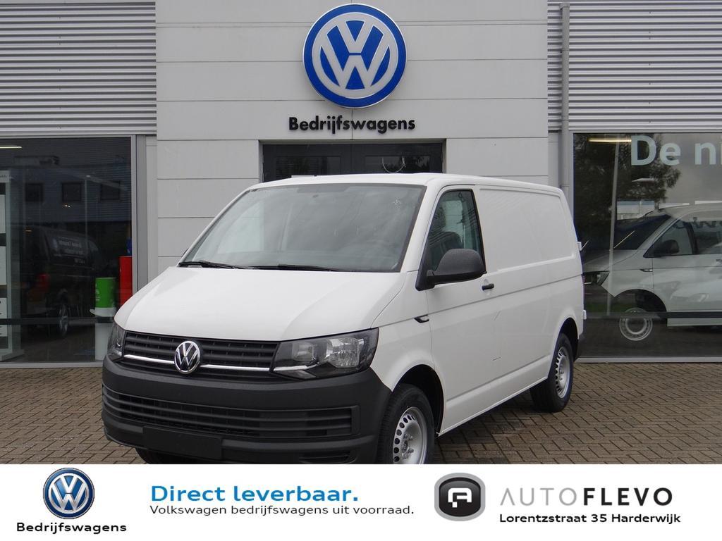 """Volkswagen Transporter 2.0tdi l1 € 229 p/m* """"flevo edition"""" achterklep met ruit/extra voordeel"""