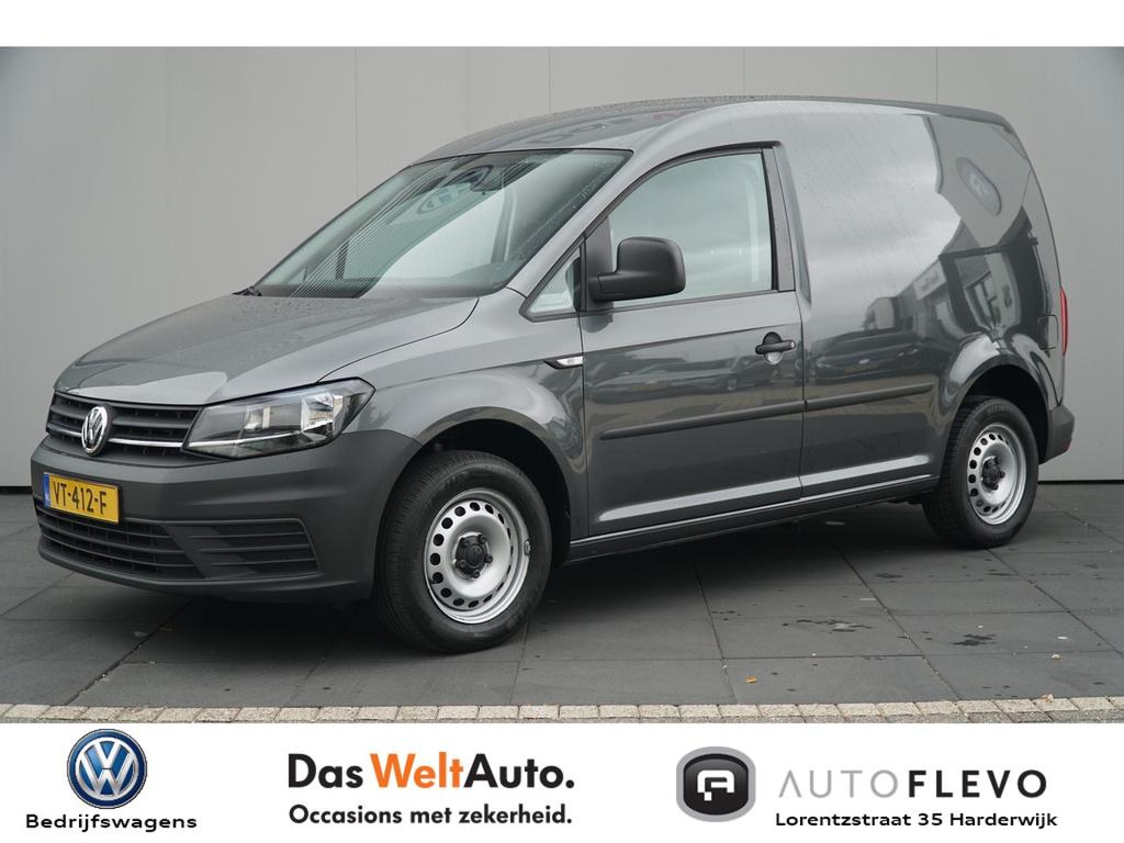 Volkswagen Caddy 2.0 tdi 1jr. garantie,airco,radio,bluetooth,elec ramen,betimmering