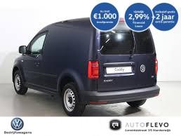 Volkswagen Caddy 2.0tdi 75pk € 141 p/m* flevo edition/airco/radio/bluetooth