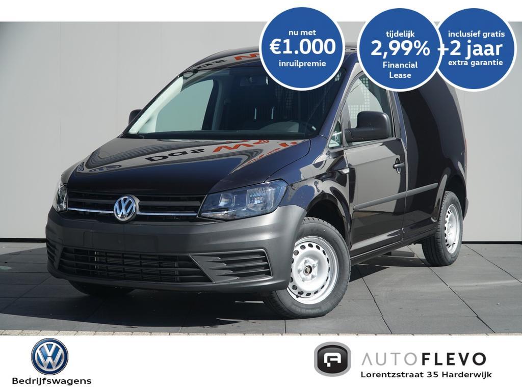 Volkswagen Caddy 2.0tdi 75pk 145,- p/m* flevo edition