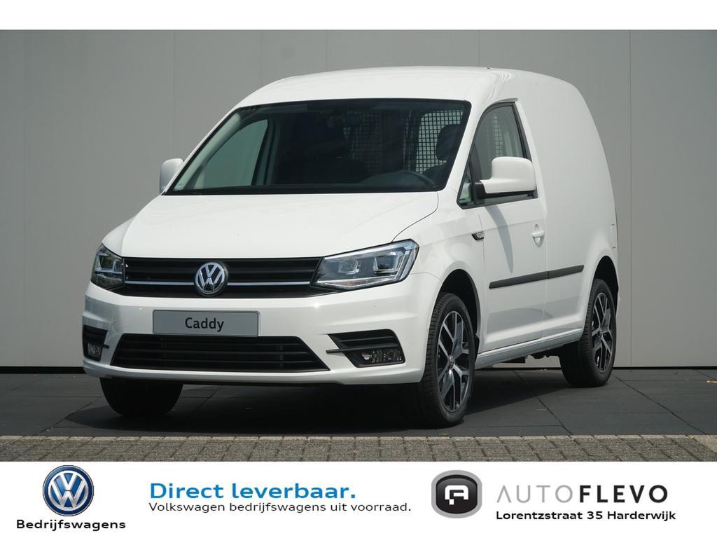 Volkswagen Caddy 2.0 tdi exclusive edition