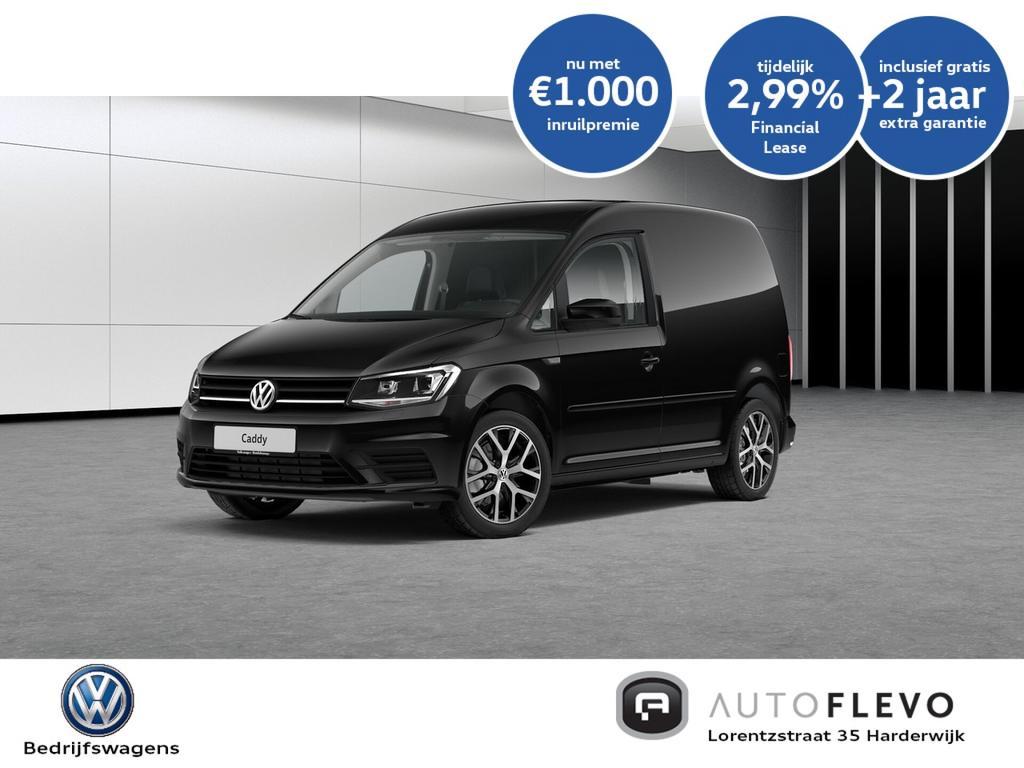 Volkswagen Caddy 2.0 tdi l1h1 exclusive edition