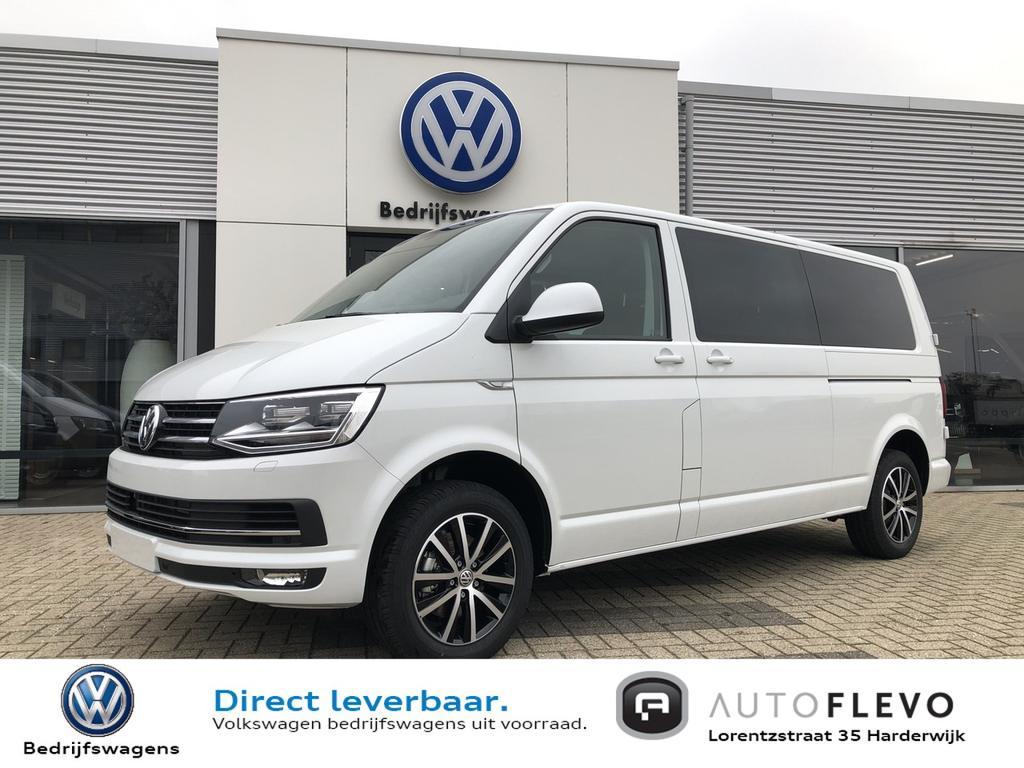 Volkswagen Transporter 2.0 tdi l2h1 dubbel cabine exclusive edition