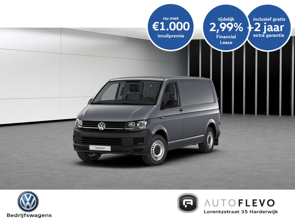 Volkswagen Transporter 2.0 tdi l1h1 dubbele cabine economy business