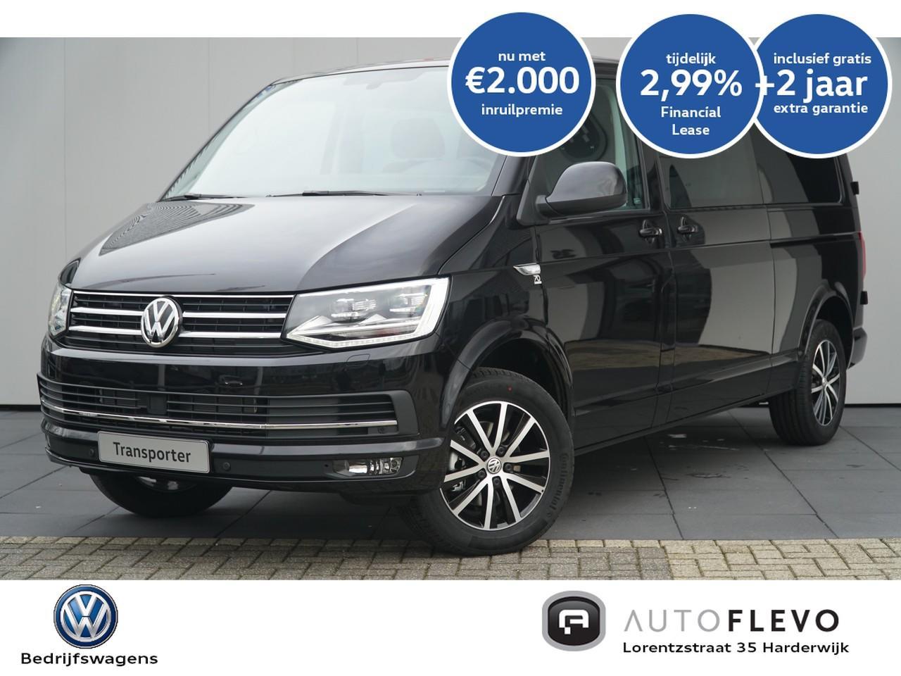 Volkswagen Transporter 2.0 tdi l2h1 dubbele cabine exclusive edition