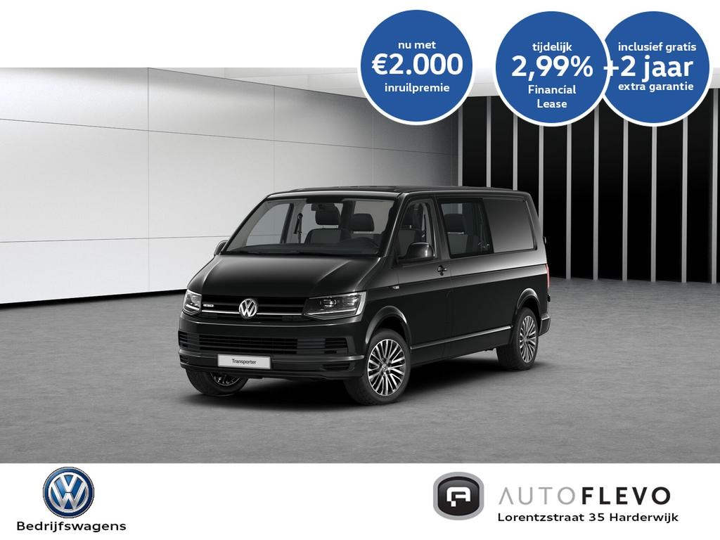 Volkswagen Transporter 2.0 tdi l2h1 dubbel cabine exclusive edition