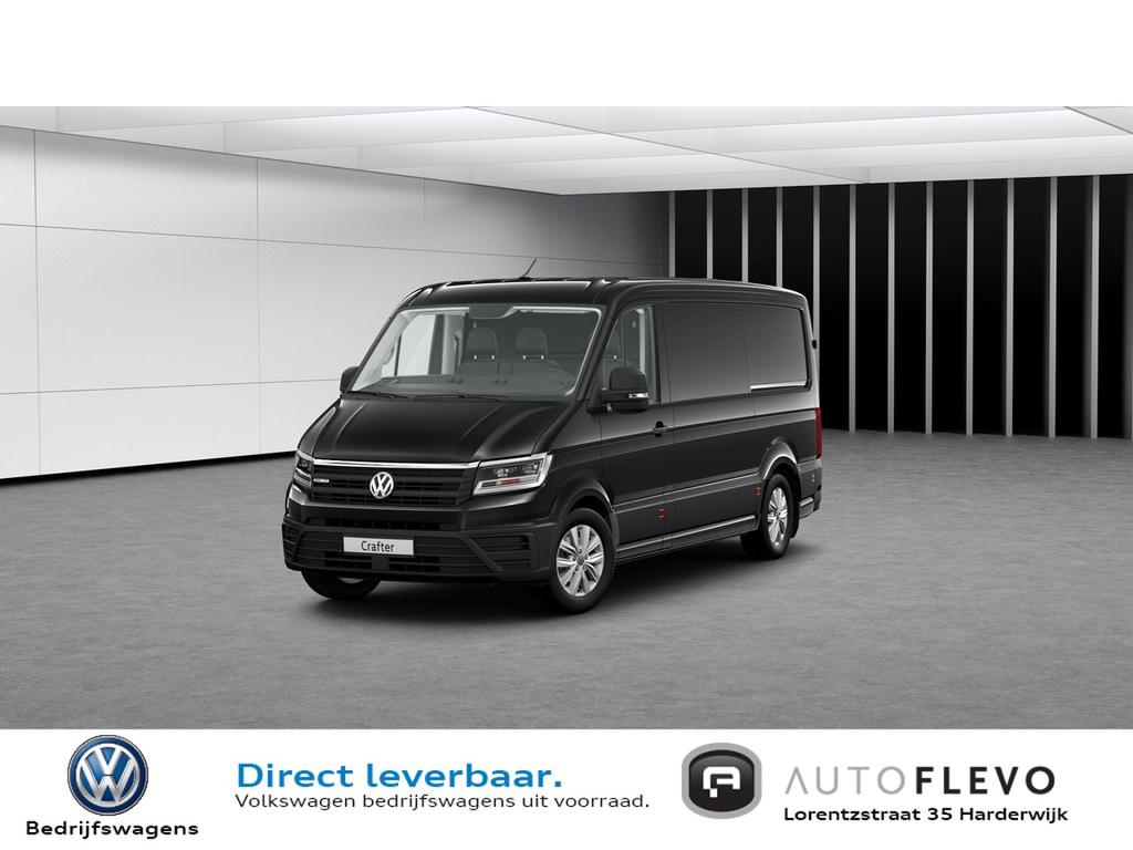 Volkswagen Crafter 35 2.0 tdi l3h2 exclusive edition
