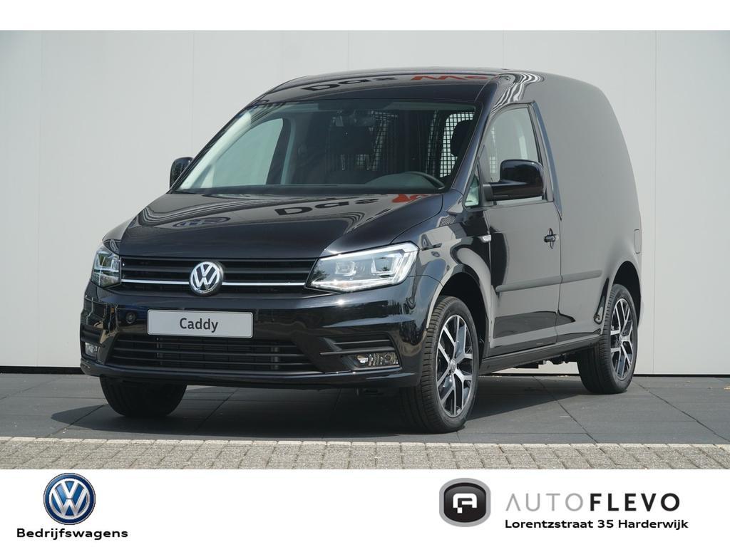 Volkswagen Caddy 2.0 tdi l1h1 102pk dsg exclusive edition