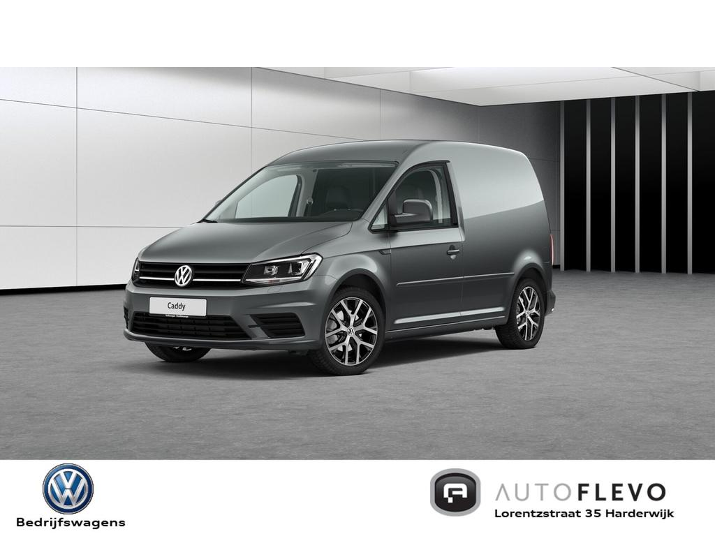 Volkswagen Caddy 2.0 tdi l1h1 102pk dsg exclusive edition