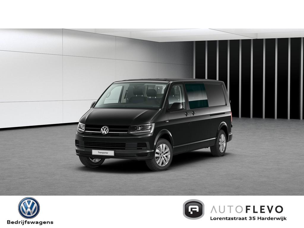 Volkswagen Transporter 2.0 tdi 204pk dsg l2h1 dubbele cabine exclusive edition