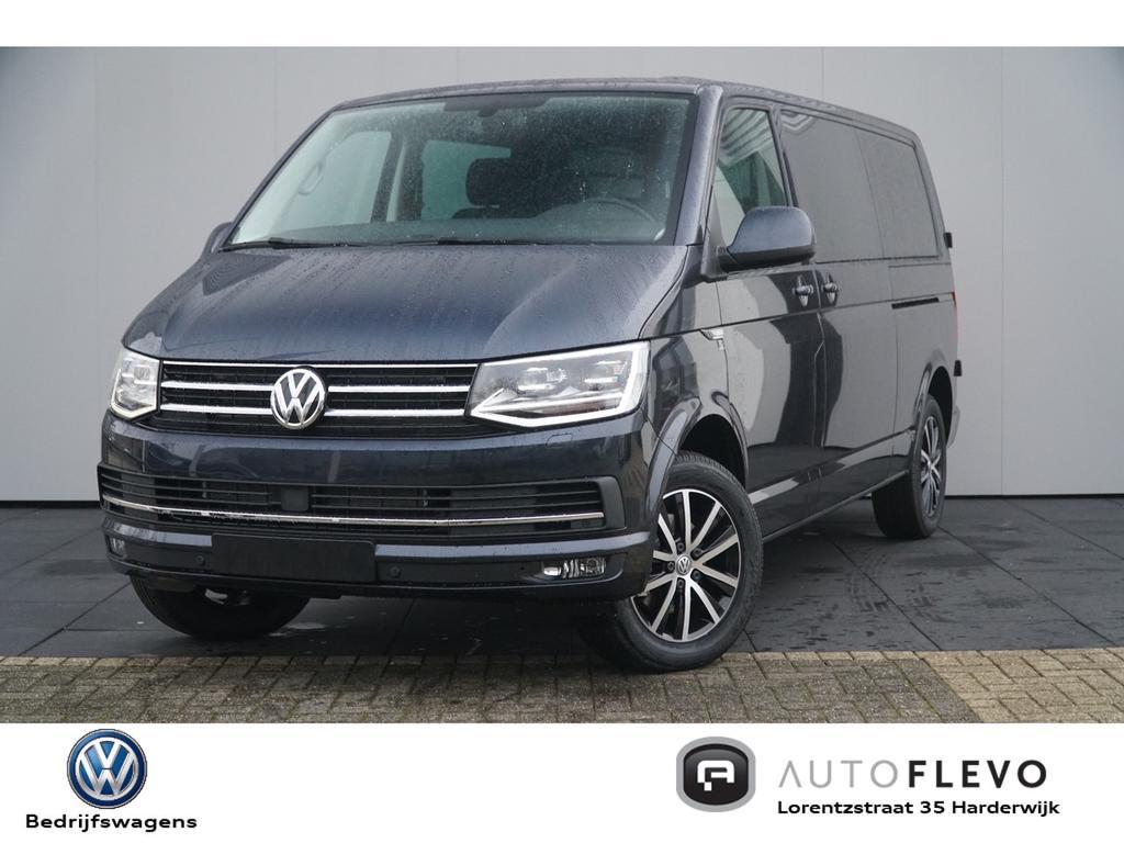 Volkswagen Transporter 2.0 tdi 150pk dsg dubbele cabine l2h1 exclusive edition