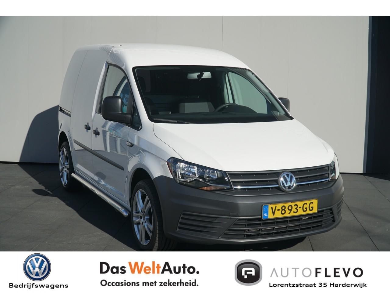 Volkswagen Caddy 2.0 tdi trekhaak/airco/lm velgen/radio/bluetooth/sidebaars/trendline