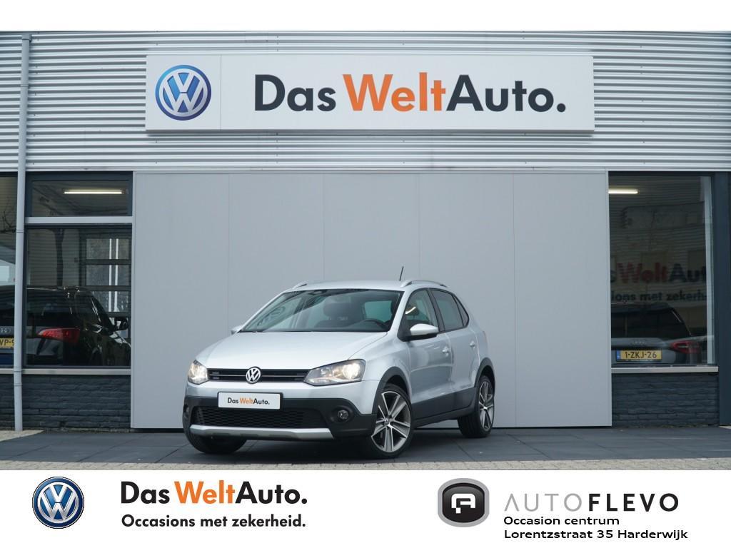 Volkswagen Polo 1.2tsi cross 105pk! 6-bak