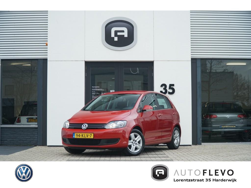 Volkswagen Golf plus 1.4tsi 122pk comf. /clima/trekhaak/dealerond.