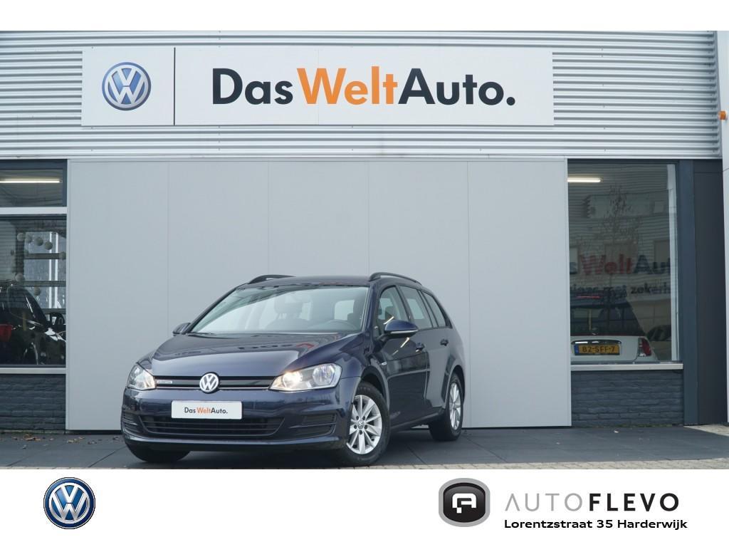 Volkswagen Golf Variant 1.6tdi