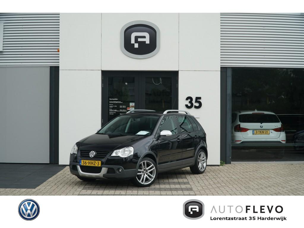 Volkswagen Polo 1.4-16v cross / clima / trekhaak