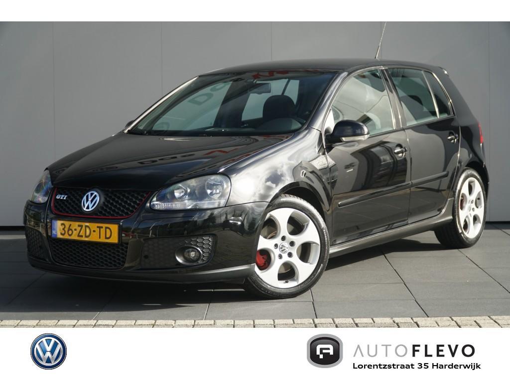 "Volkswagen Golf 2.0 tfsi gti 60 200pk/clima/17""/6 mnd garantie"