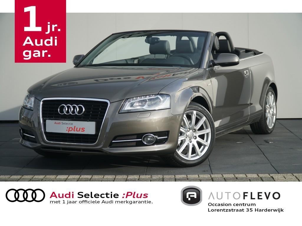 Audi A3 cabriolet 1.2 tfsi s-line/xenon/navi/leder/stoelverwarming