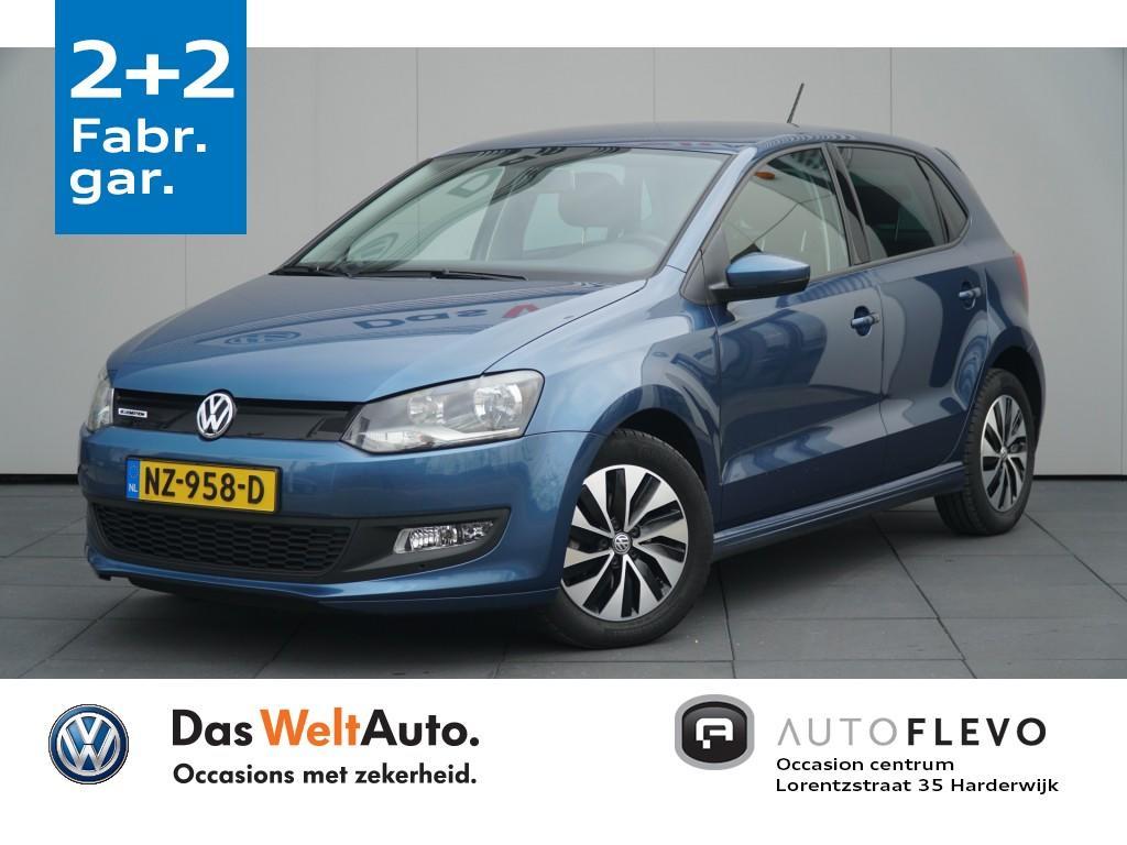 Volkswagen Polo 1.0 edition 5drs airco/cruise-control/lmv
