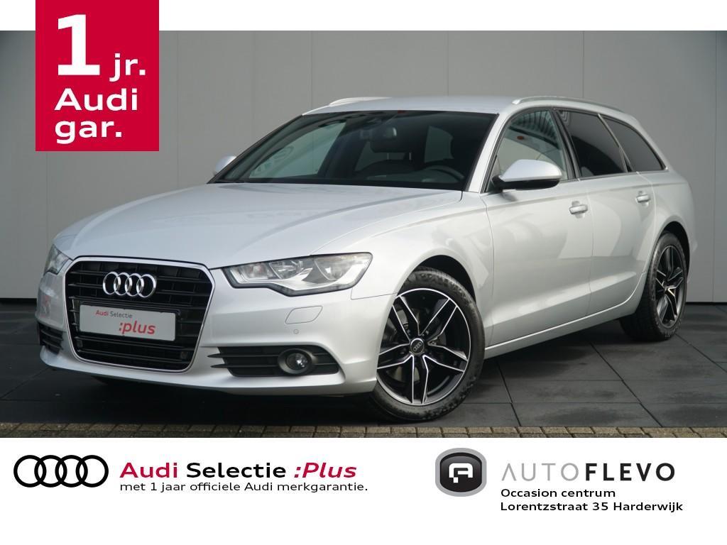 Audi A6 avant 3.0 tdi automaat 204pk navi/clima/head-up/keyless