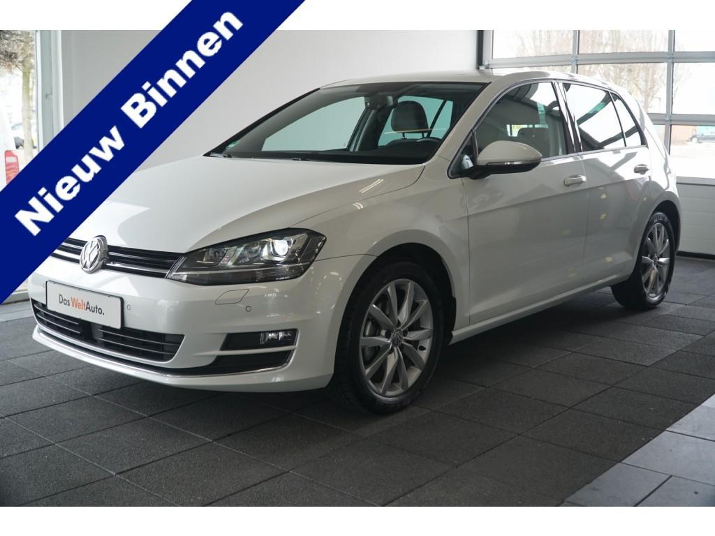 Volkswagen Golf 1.4 tsi 125pk highline dsg xenon/navi/pdc/clima