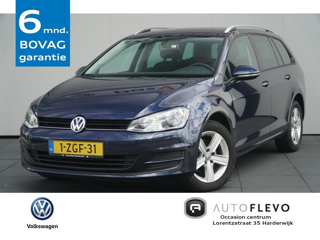 Volkswagen Golf Variant 1.4 tsi comfortline cruise-control/clima/pdc totaal prijs, geen extra kosten.