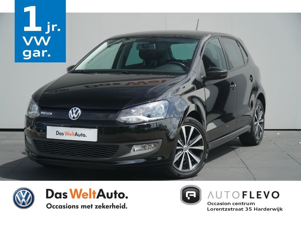 "Volkswagen Polo 1.0 edition airco/cruise-control/16"" lmv totaal prijs, geen extra kosten."