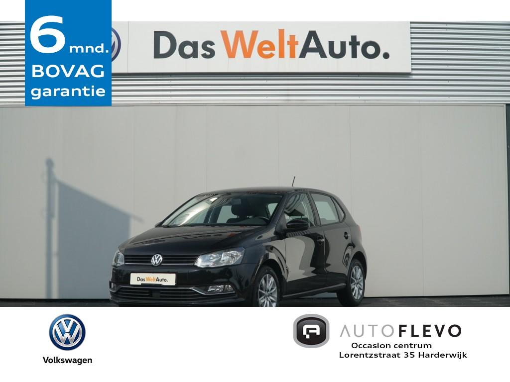 Volkswagen Polo 1.2 tsi 90pk 5drs