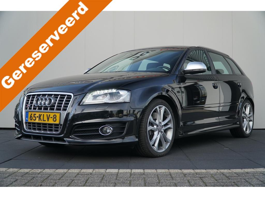 Audi S3 Sb. 2.0tfsi 100% dealerondh
