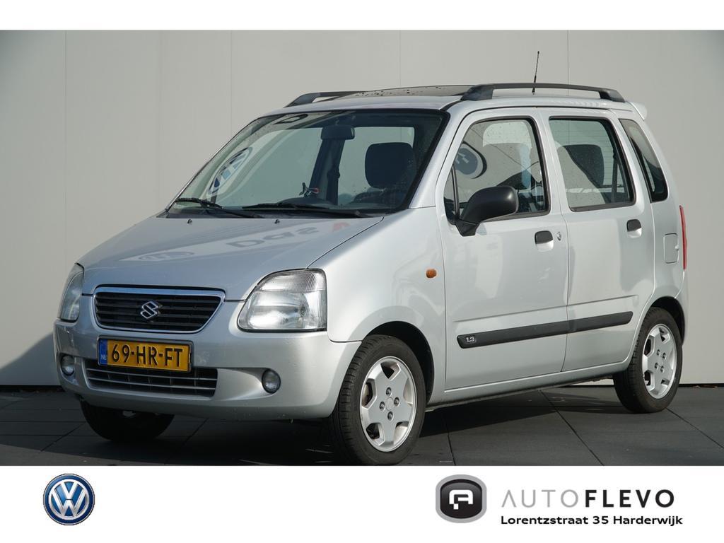 Suzuki Wagon r+ 1.3 season schuifdak