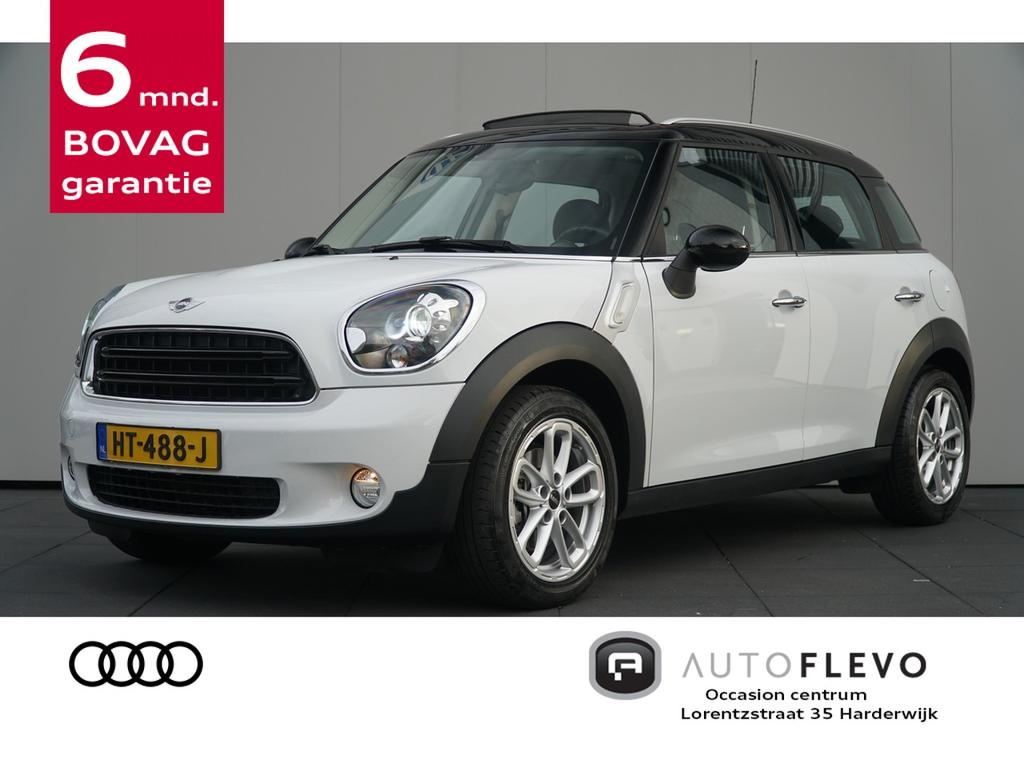 Mini Countryman 1.6 knockout edition