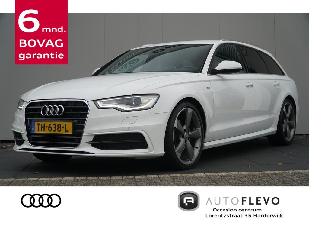 Audi A6 Avant tfsi 180 pk pl 2x s-line