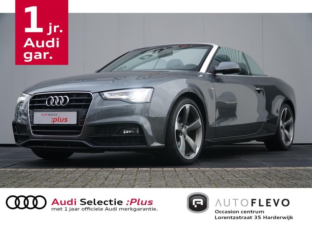 Audi A5 Cabriolet 1.8 tfsi 177pk aut. sport edition s-line