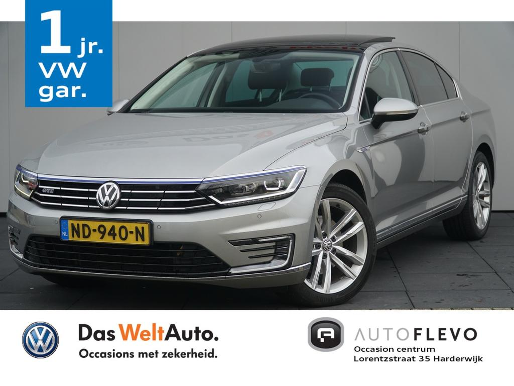 Volkswagen Passat Gte 204pk conneced series plus