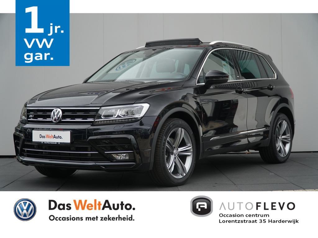 Volkswagen Tiguan 1.4 tsi sound r-line