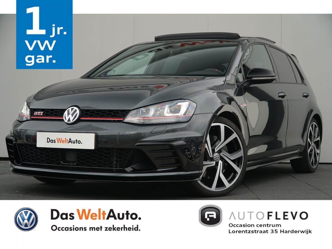 Volkswagen Golf 2.0 tsi gti clubsport