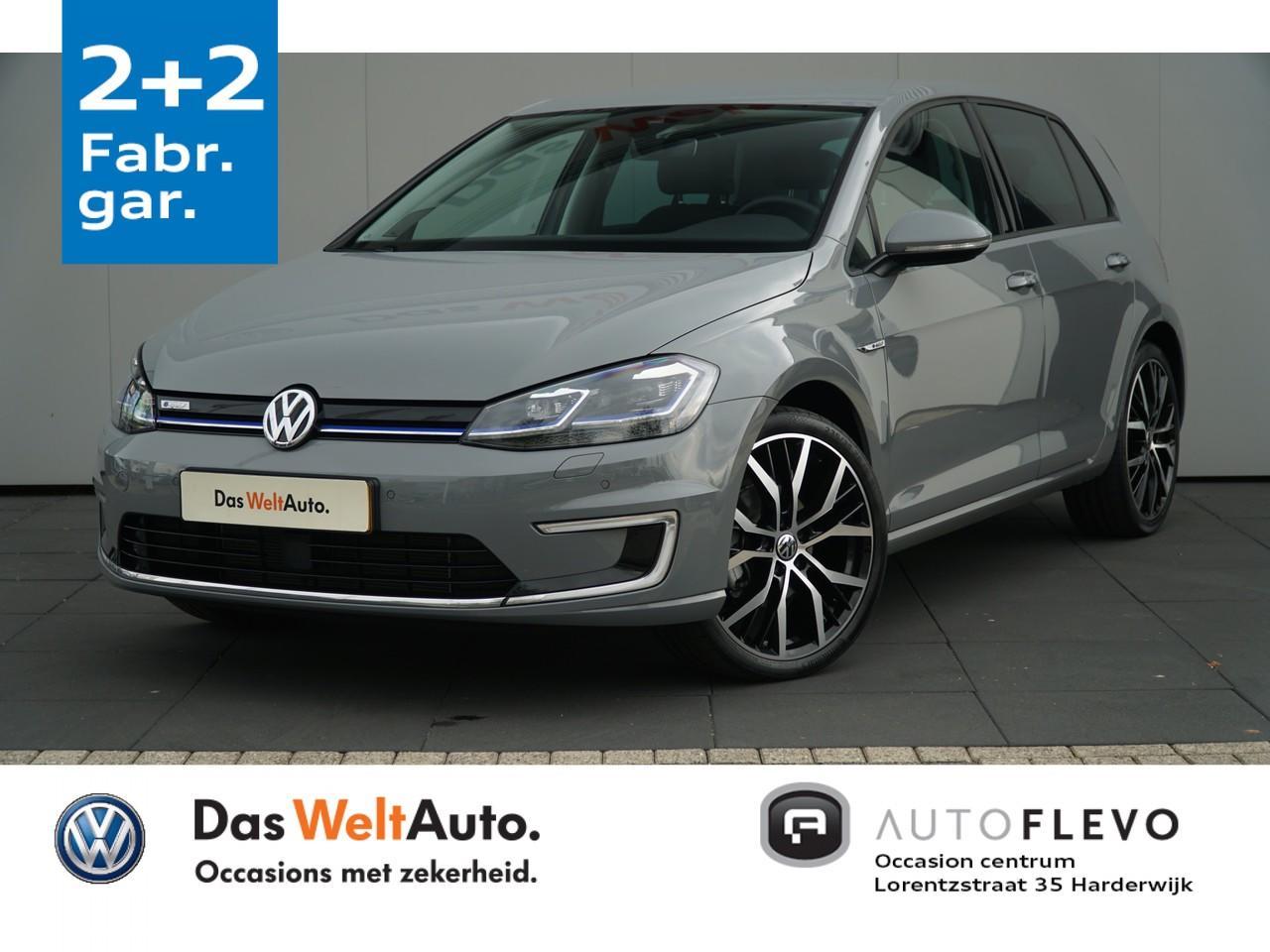 Volkswagen Golf E-golf nardo grey