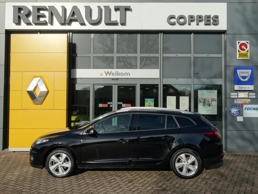Renault Mégane Estate 1.5 dci 110 dynamique