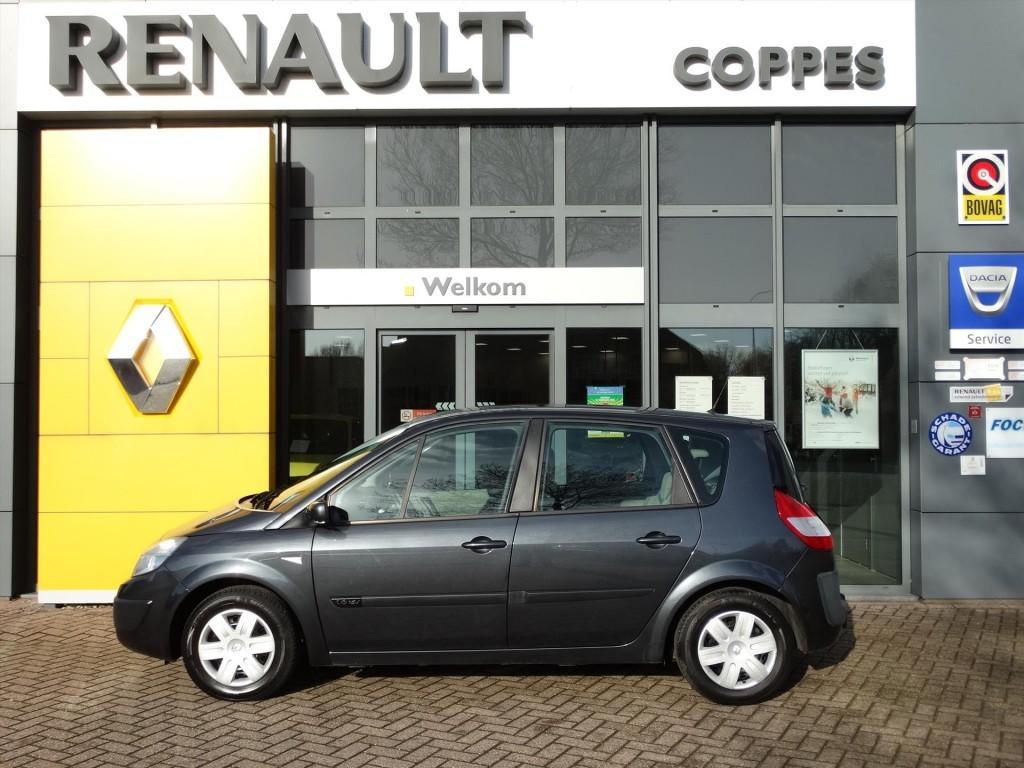 Renault Scénic 1.6 16v 110 tech road