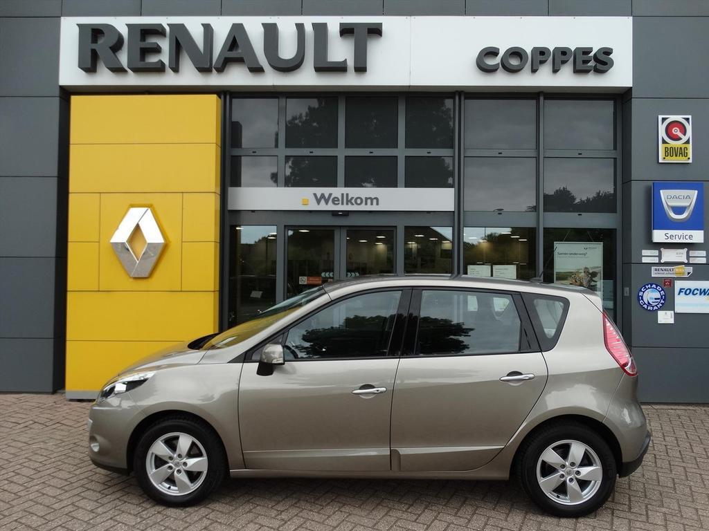 Renault Scénic 2.0 16v automaat dynamique