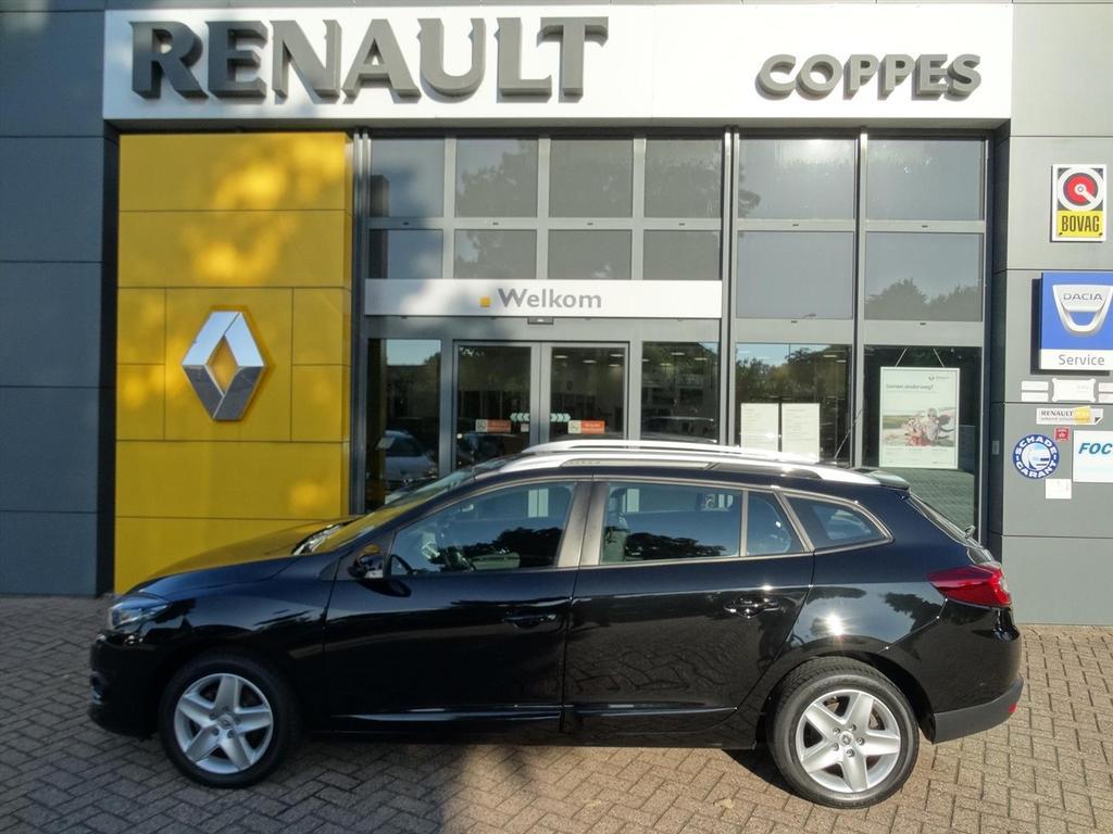 Renault Mégane Estate 1.2 tce 115 pk expression (navigatiesysteem)
