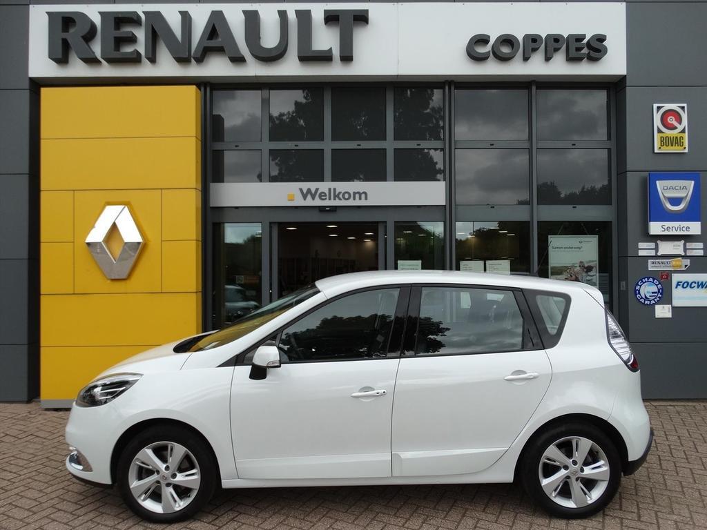 Renault Scénic 1.2 tce 85kw dynamique