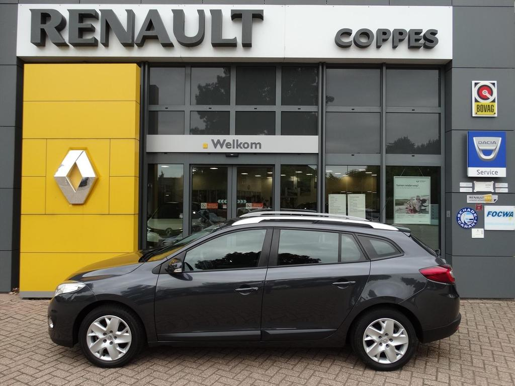 Renault Mégane Estate dci 110 s&s expression
