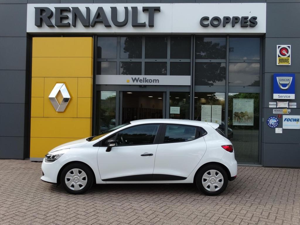 Renault Clio Iv 0.9 tce 90 authentique