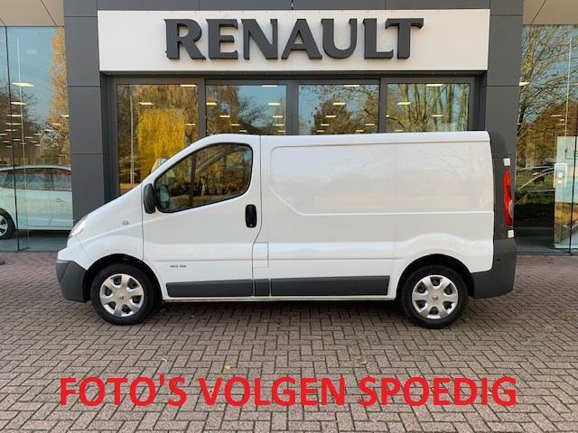 Renault Trafic L1h1 2.0 d 115 pk