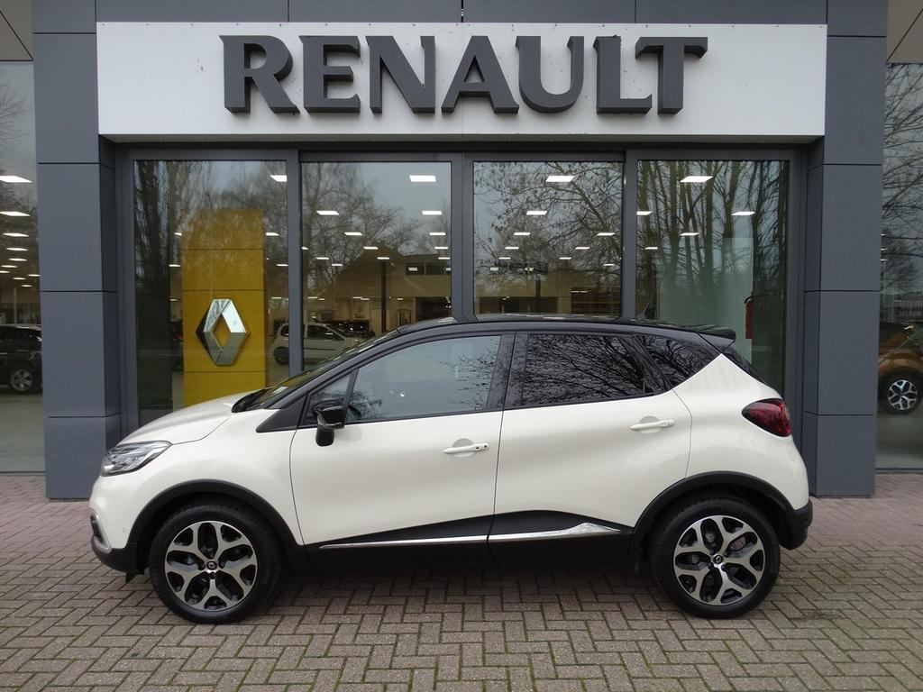 Renault Captur Tce 90 intens (easy life pack)
